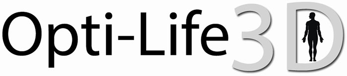 Opti-Life3D Logo